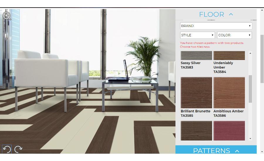 Shannon specialty floors unveils new visual floor designer for Design visualizer