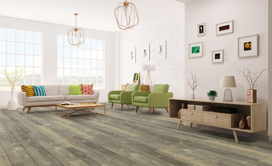 Shaw Floors Introduces New Floorte Collections For 2018