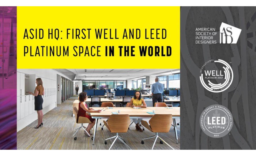 ASID Releases Research Study On Impact Of Design In The Workplace Amazing Asid Interior Design