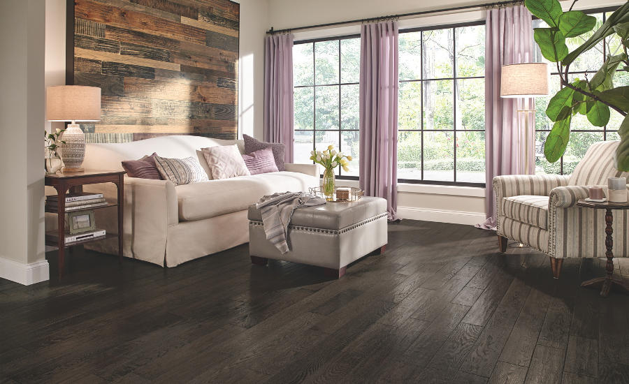Armstrong Flooring Appalachian Ridge Solid Hardwood With Diamond 10 Technology