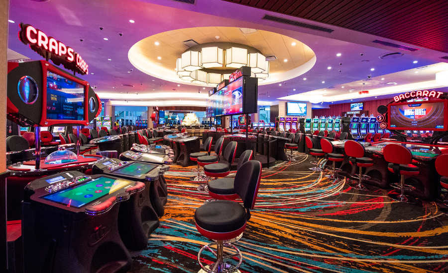 Brintons Collaborates with Jake's 58 Hotel/Casino for Carpet Design |  2018-02-07 | Floor Trends Magazine