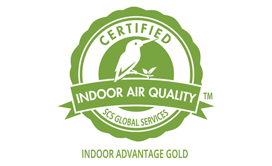 Novalis Awarded Scs Indoor Advantage Gold Certification