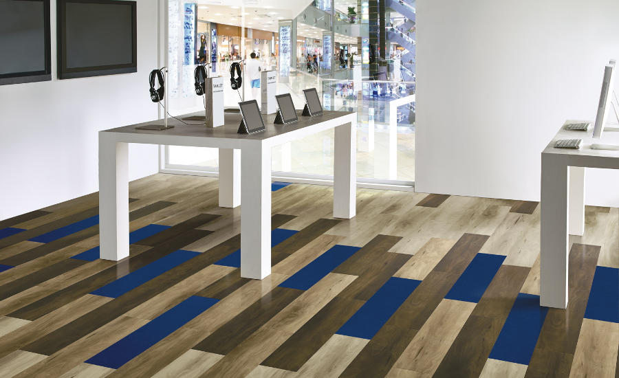 Armstrong Flooring Showcases At Globalshop 2018 2018 03 27 Floor