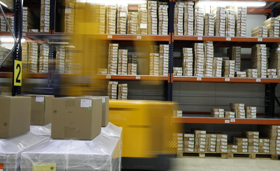 Eight Steps to Improving Flooring Inventory Management