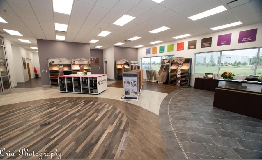 Karndean Designflooring Completes Distribution Facility