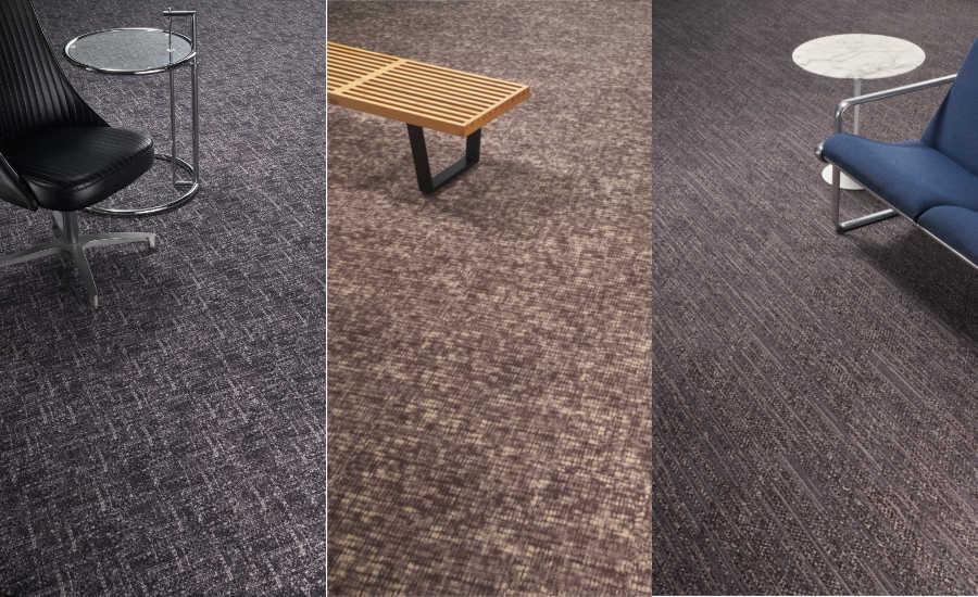 Milliken Introduces Free Flow Modular Carpet Collection