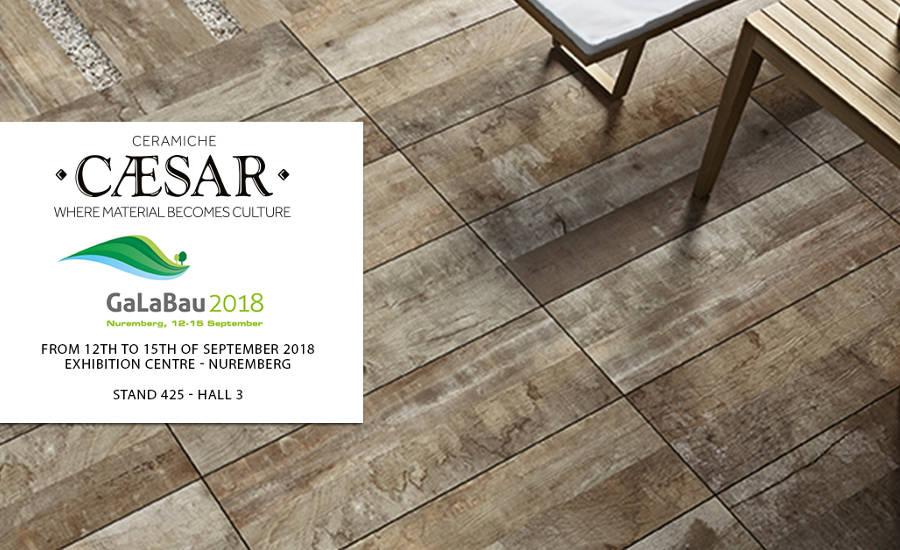 Caesar Presents Outdoor Innovations At Galabau 2018 2018 09 05