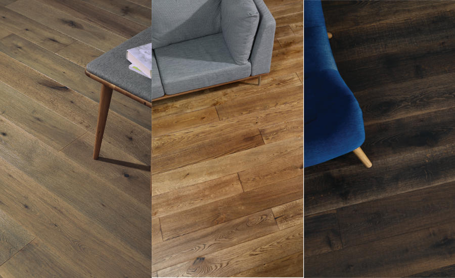 Duchateau Unveils Five New Flooring Colors