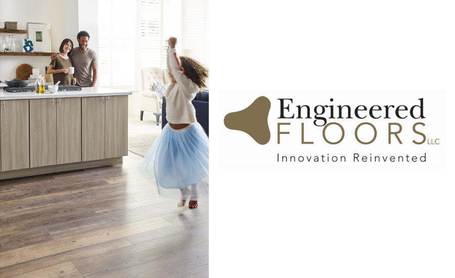 Engineered Floors Launches Life's Moments Campaign | 2018-12