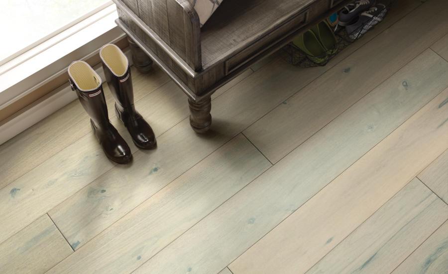 Shaw Introduces Floorté Hardwood Collection   2019-01-11
