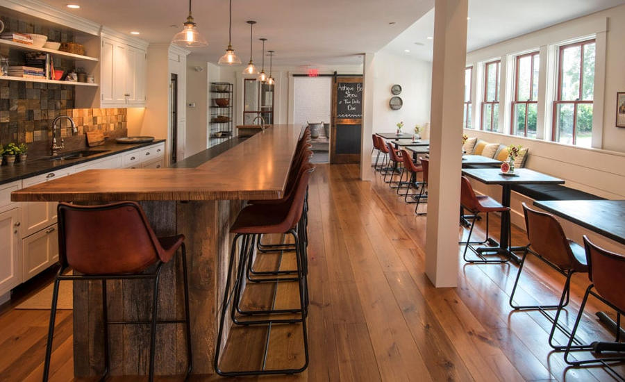 Carlisle Wide Plank Floors Helps Preserve Landmark Property 2019