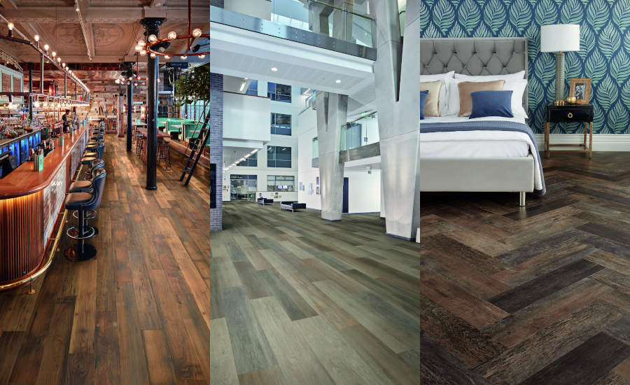 """Karndean Designflooring Showcase """"Designing Flooring Differently"""" at NeoCon"""