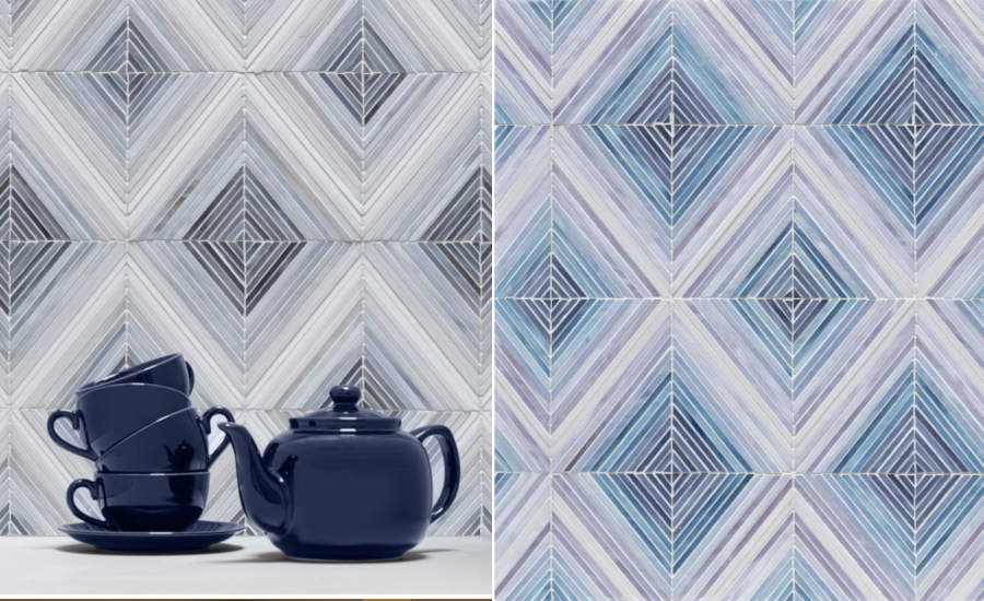 Artistic Tile Introduces Echo Mosaic
