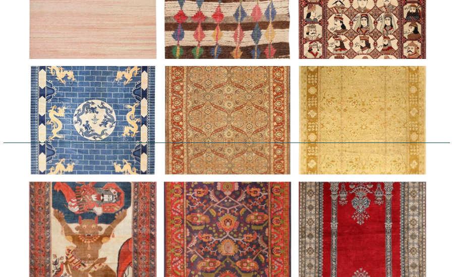 Nazmiyal Antique Rugs Holds Online Rug