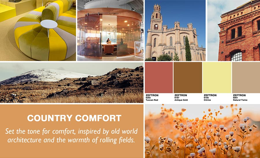 Country Comfort collection