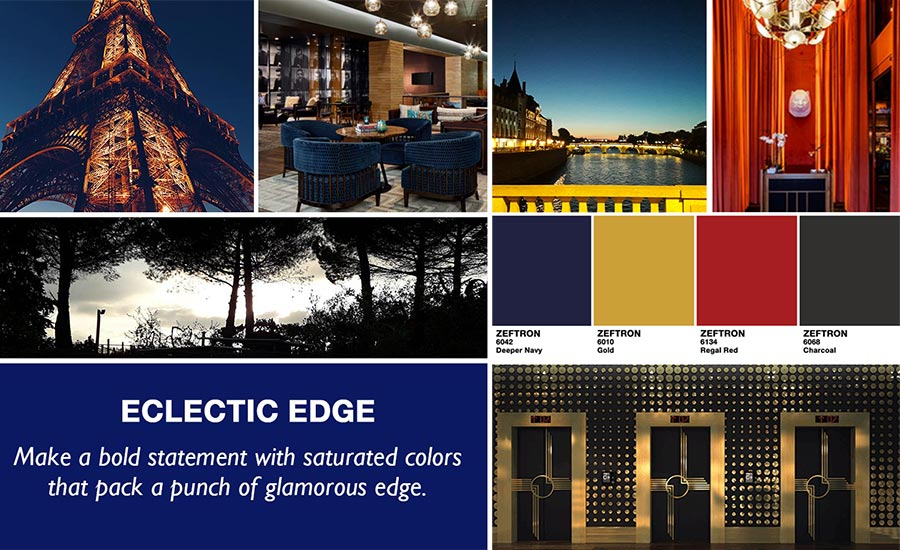 Eclectic Edge collection