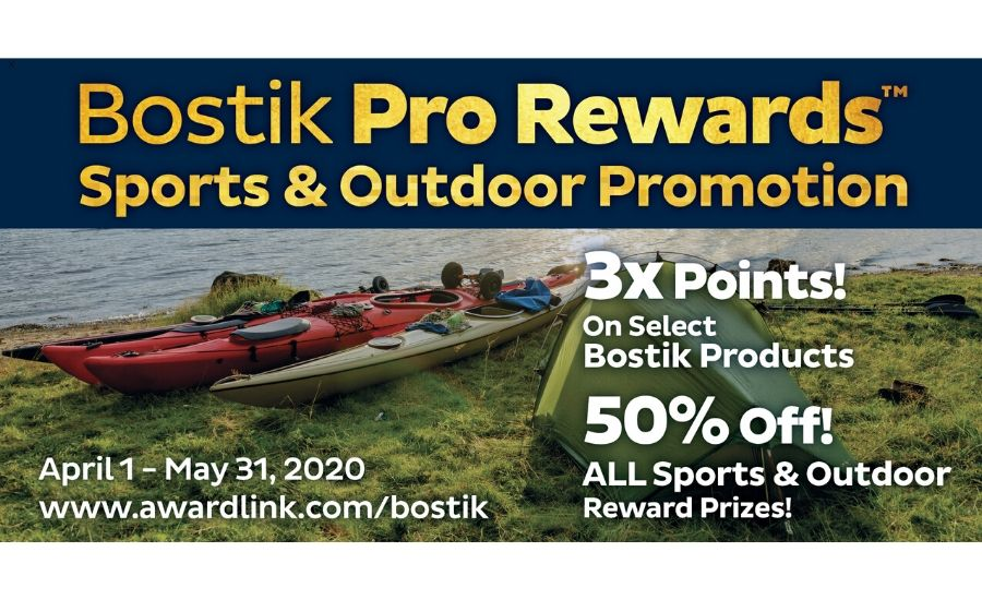 Bostik rewards