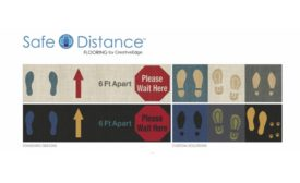 Safe Distance Flooring