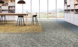 Shifting Fields Carpet Tile