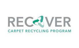 Mohawk Recover Carpet Recycling Program Logo 900x550