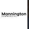 Mannington Commercial ogo and President Tom Pendley