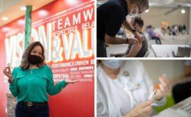 Mohawk Vaccine Event