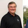 Pat Kelly, president Synergy Flooring, and Tim Baucom
