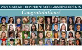 2021 dependent scholarships