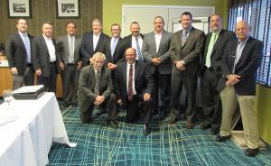 Carpetland Holds Buying Committee Meeting 2014 12 02