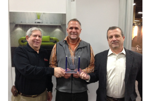 Beautiful Fishman Flooring Solutions Has Been Named Distributor Of The Year For 2013  By The Floor Covering Distributor Alliance (FCDA) And Its Powerhold Brand.