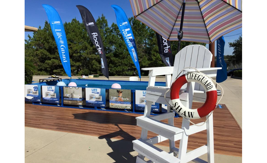 Houston Retailer Uniquely Showcases Shaw S Lifeguard