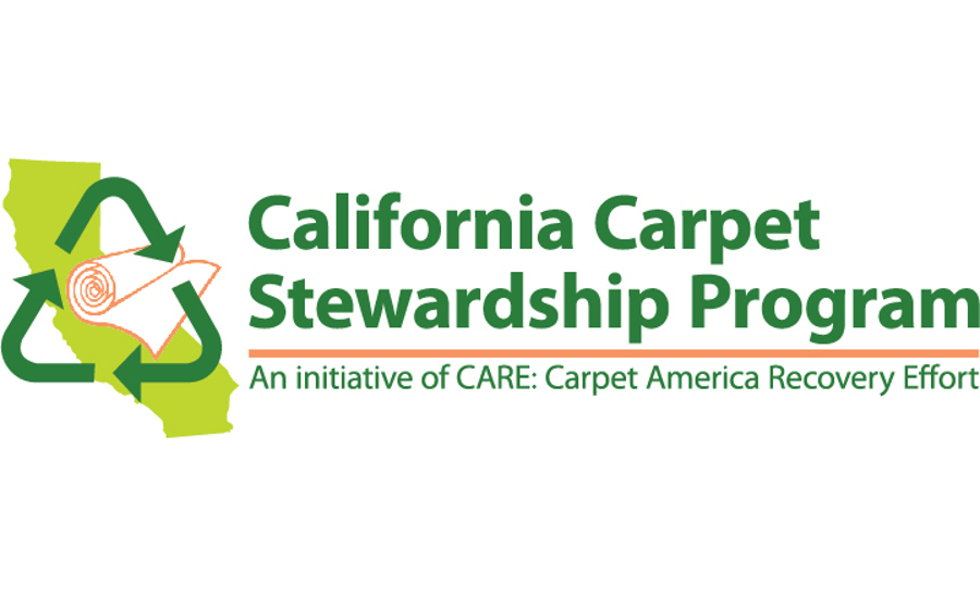 california carpet stewardship program