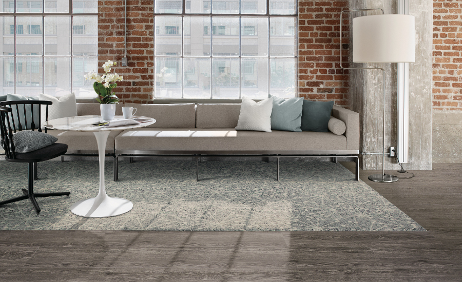 Interface Expands Modular Flooring Business With New