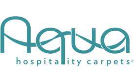 Aqua Hospitality Carpets Logo