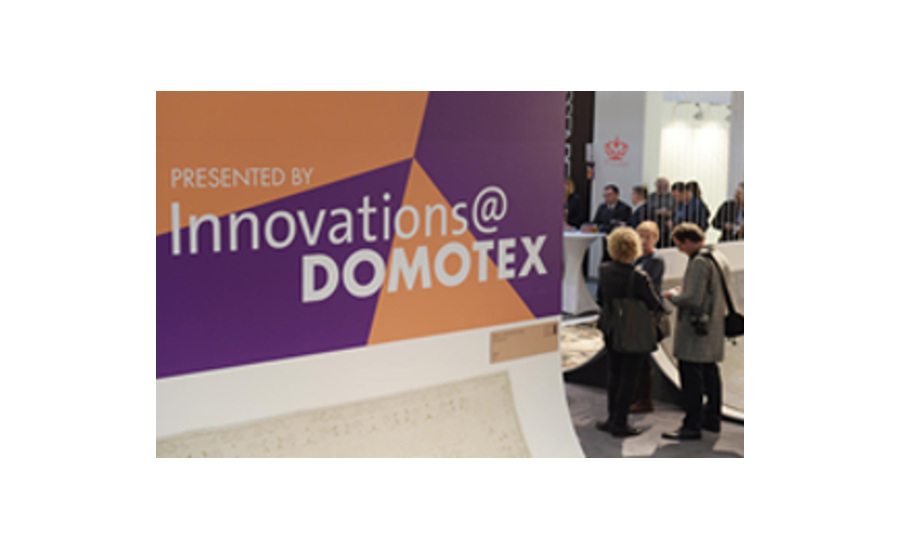 Innovations@Domotex