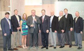 Quick-Step presents Distributor of the Year