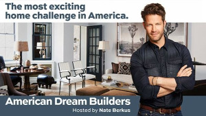 Dal tile products featured in nbc 39 s new renovation reality for American dream homes magazine
