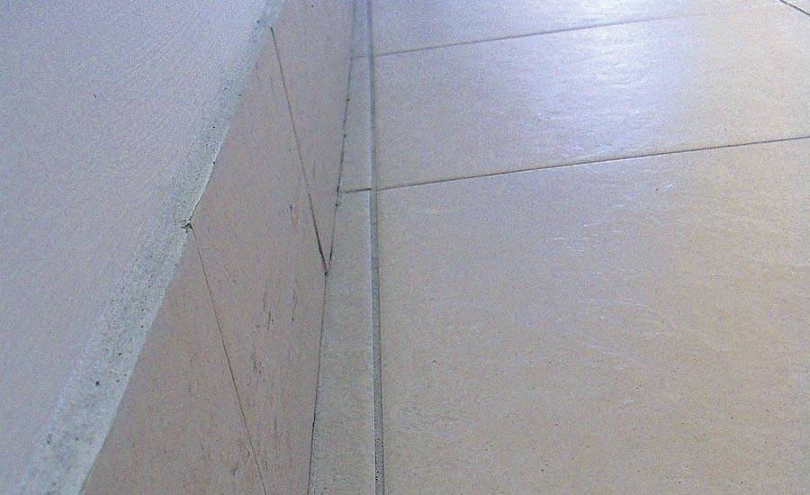Ctef Tile Tip Centered Balanced And Small Cuts In Ceramic Tile