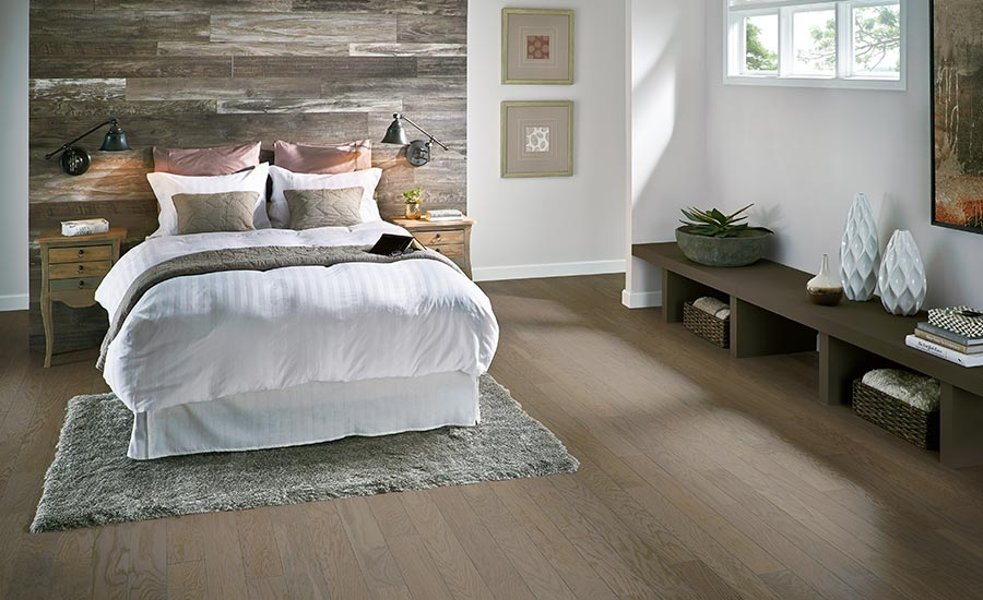 Armstrong Performance Plus hardwood flooring