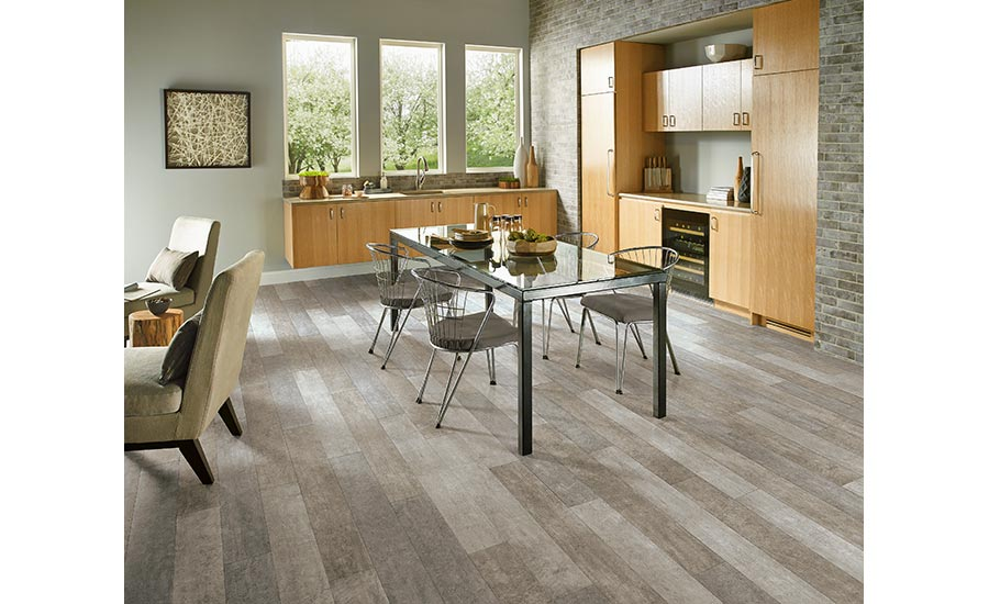 Armstrong Vivero luxury flooring