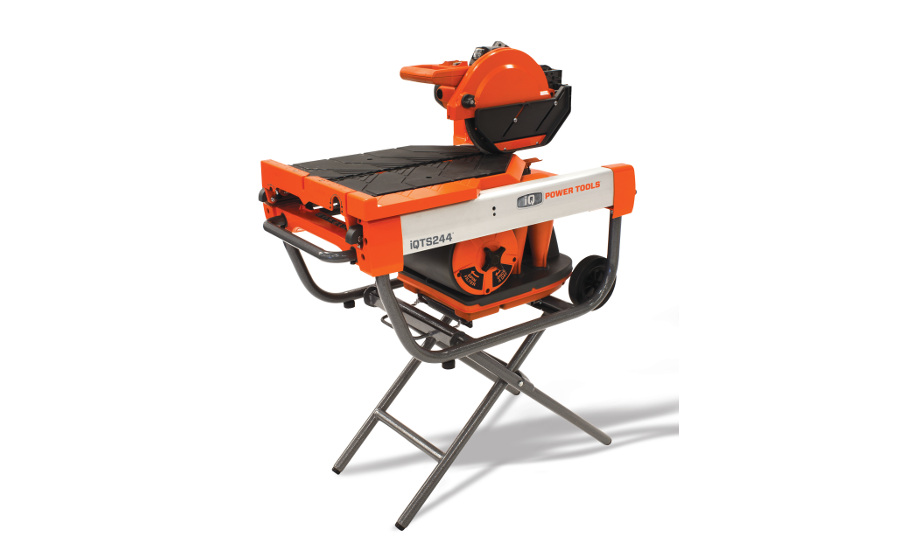 iQTS244 Dry-Cut Tile Saw