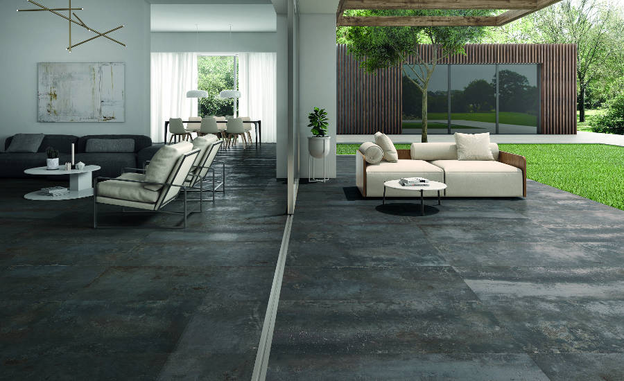 Outdoor Flooring Adds Extra Room For